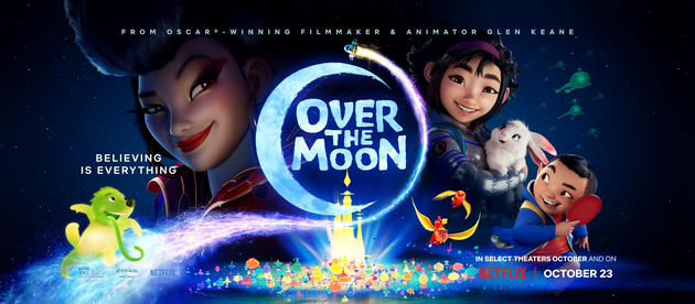 Over the Moon (2020) Online Dublat in Romana - Filme Subtitrate