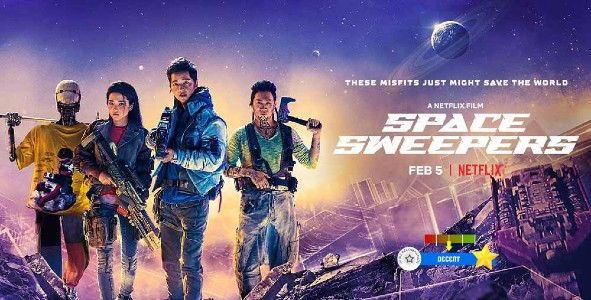Space Sweepers – Seungriho (2021) online hd subtitrat in romana