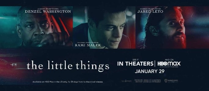 The Little Things (2021) Online HD subtitrat in romana