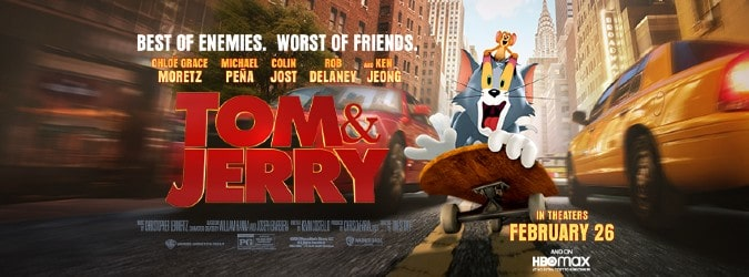 Tom and Jerry (2021) Online HD dublat in limba romana